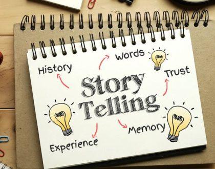 De ce este important storytelling ul pentru brand ul tau