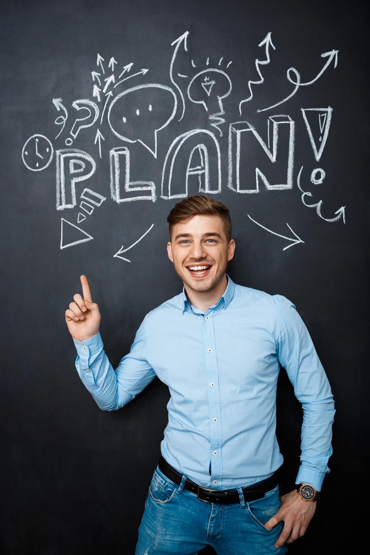 man with a plan emedialab